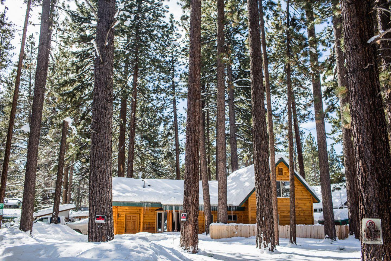 9 South Lake Tahoe Cabins