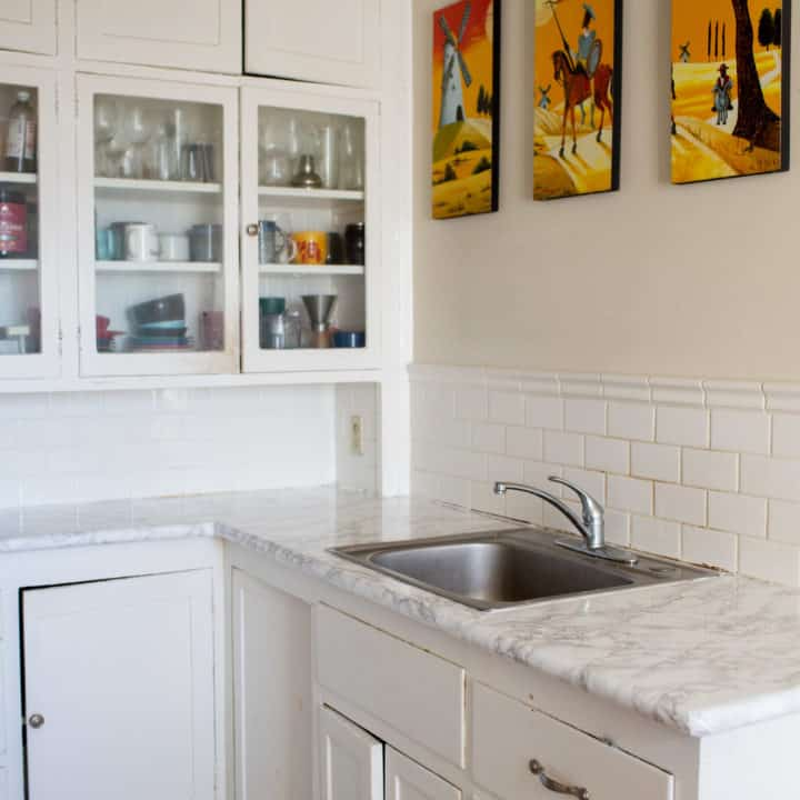 How To Install Kitchen Counter Contact Paper