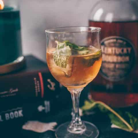 Bishop's Mint Julep (With Mint Simple Syrup!)
