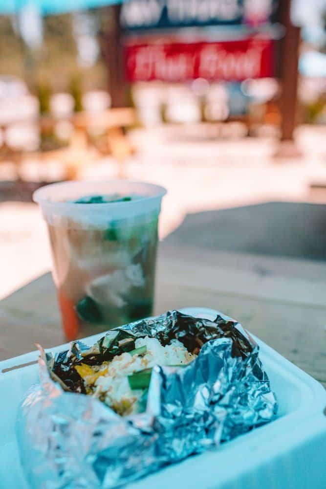 Thai food in Tahoe