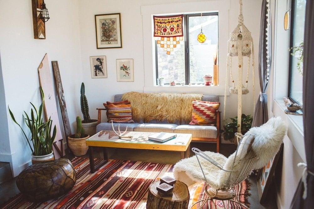 Cabin Cabin Cabin. Chic Joshua Tree Airbnb