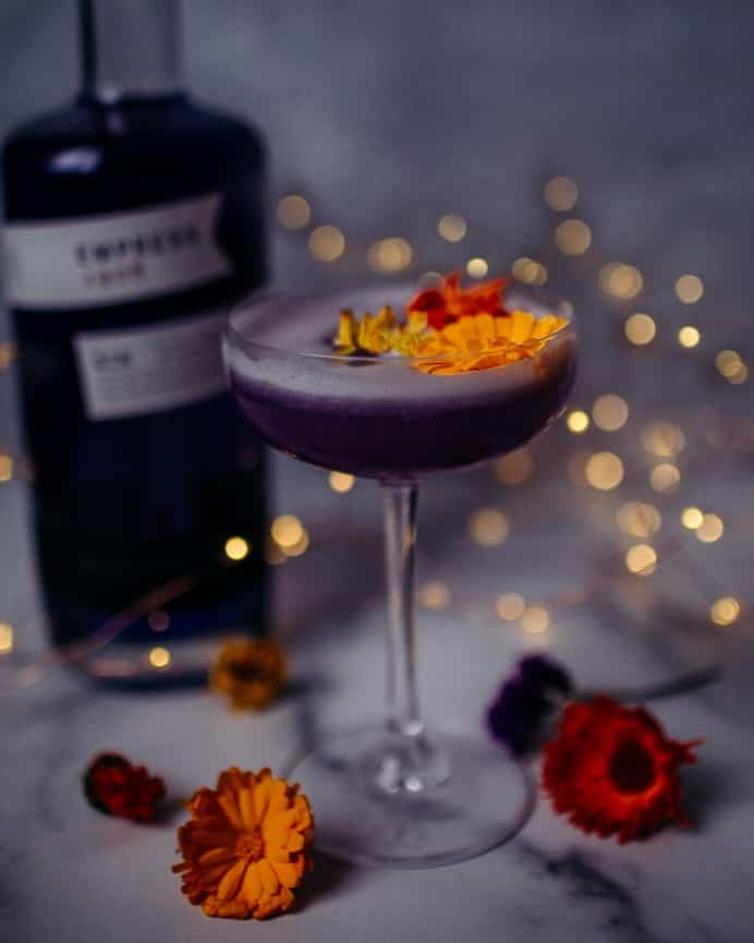 Q1908 Recipe: Recreating The Fairmont Empress 1908 Gin Cocktail