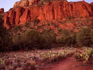 Kara of Whimsy Soul visits Sedona Arizona Red Rocks