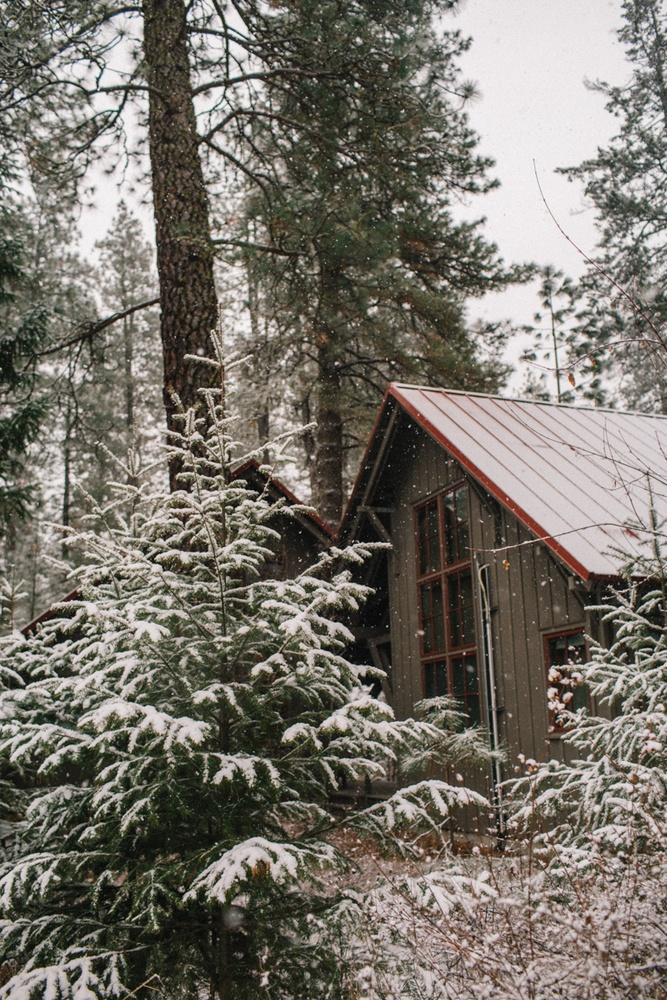 The Sleeping Lady Mountain Resort in Leavenworth, Washington