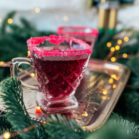 Sugar Plum Fairy Cocktail Recipe For The Holidays