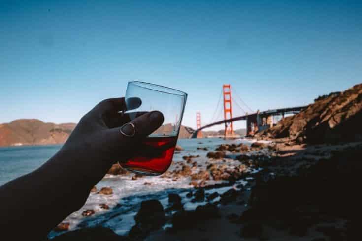 Bay Area Inspired: Martinez Cocktail History + Recipe