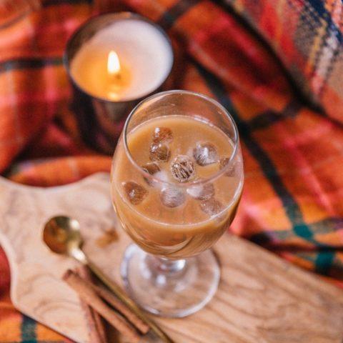 Easy Pumpkin Spice Syrup Recipe